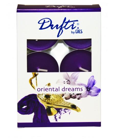 Pastile Vis Oriental 4 ore Dufti by Gies, set/6