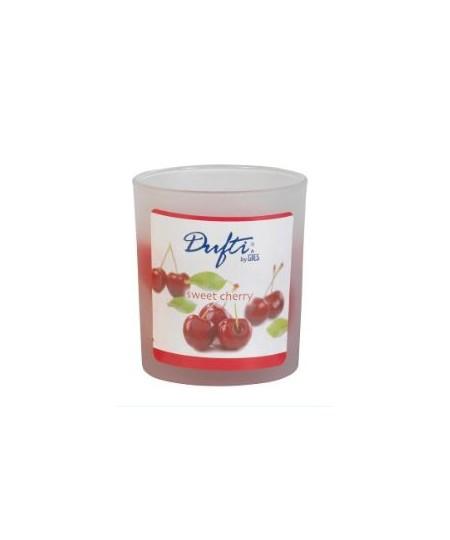 Pahar cirese dulci 25 ore Dufti by Gies, 77 x 70 mm