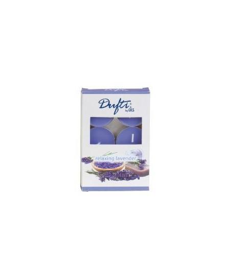 Pastile Lavanda 4 ore Dufti by Gies, set/6