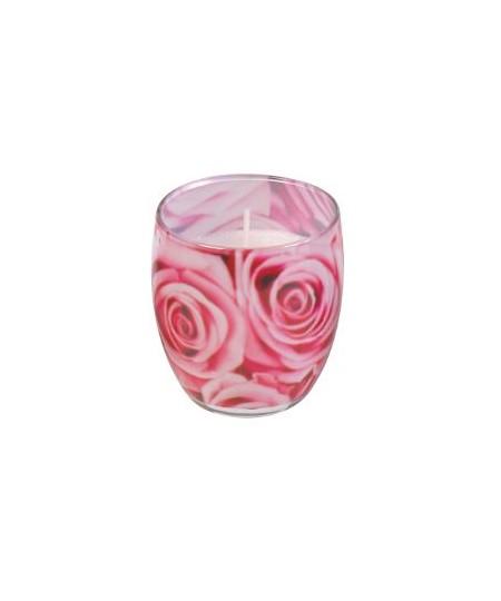 Pahar Decor Trandafir 20 ore Dufti by Gies, 80 x 45/70 mm