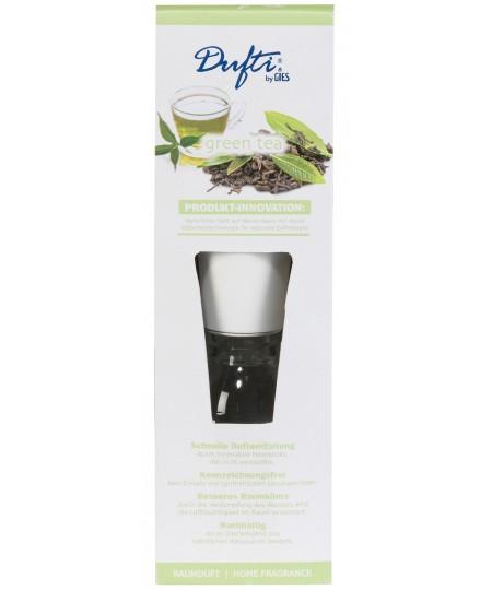 Difuzor Ceai Verde 100 ml Dufti by Gies, 100 zile